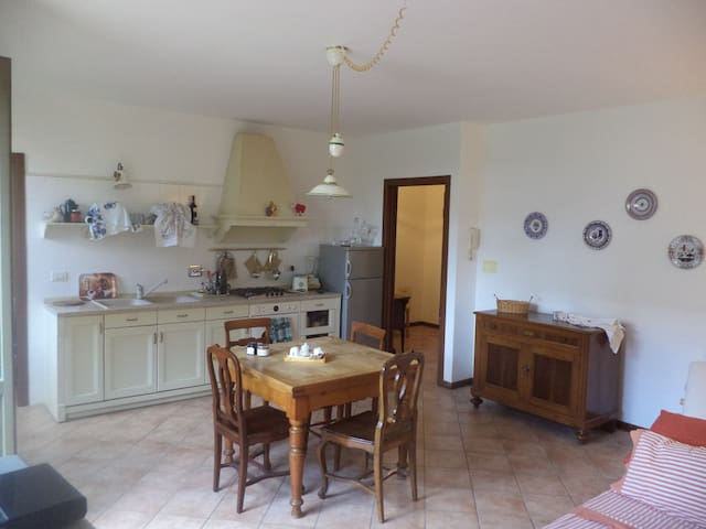 Sweet Home near Bologna - Minerbio - Daire