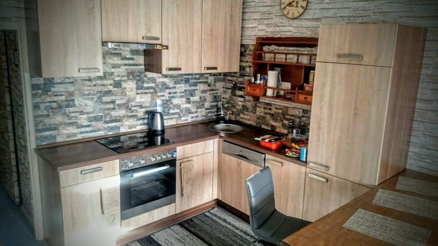 Modern 2 rooms flat on the Albert's place - Drezno - Apartament