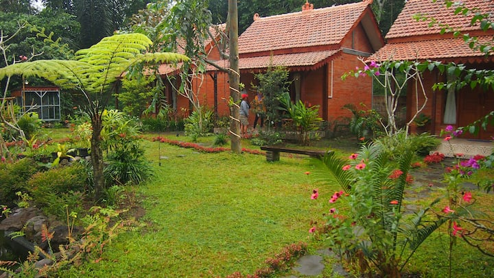 The Makcik Villa, feel a rustic atmosphere