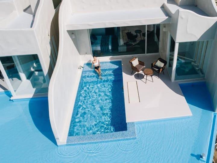 【Yuki Suite Kourijima Private Villa】 ROOM A