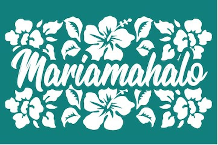 Mariamahalo Beach Home