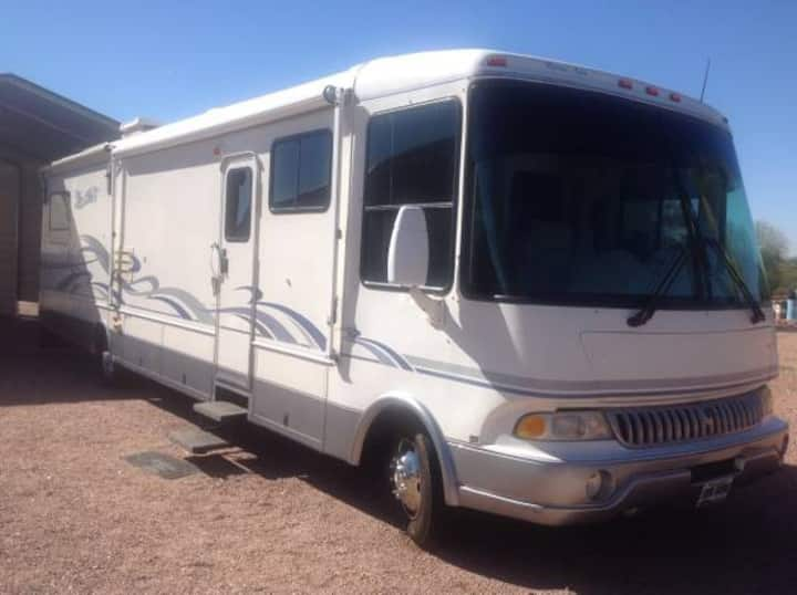Rockport/Fulton- FUN 36' RV Camping for family!