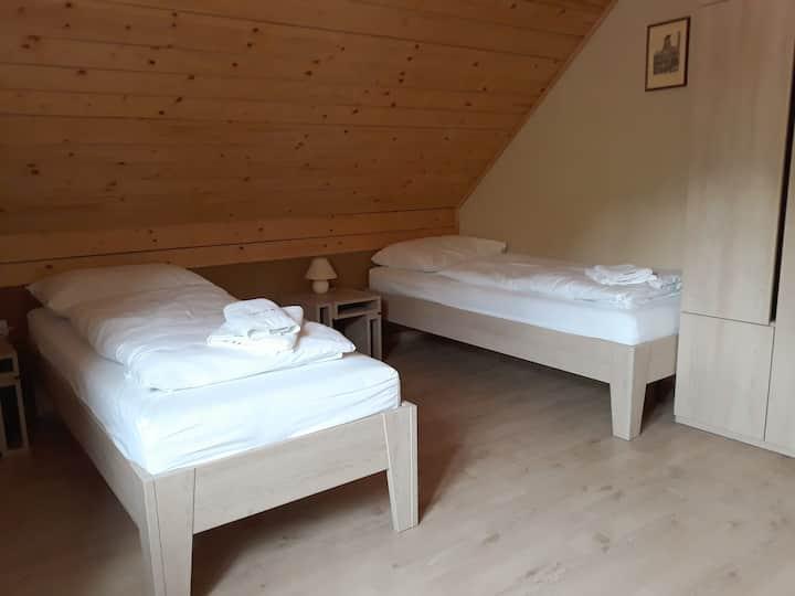 Youth hostel Ars Viva - Double room