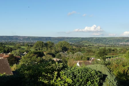 Peaceful self-contained Bed&Breakfast in Wedmore