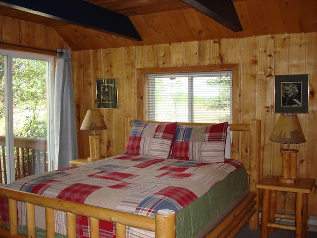 Mountain Room in Mt. Peale Lodge (Near Moab, UT)