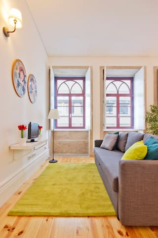 Aliados/Bolhão - Dixo's Oporto Apartments VI