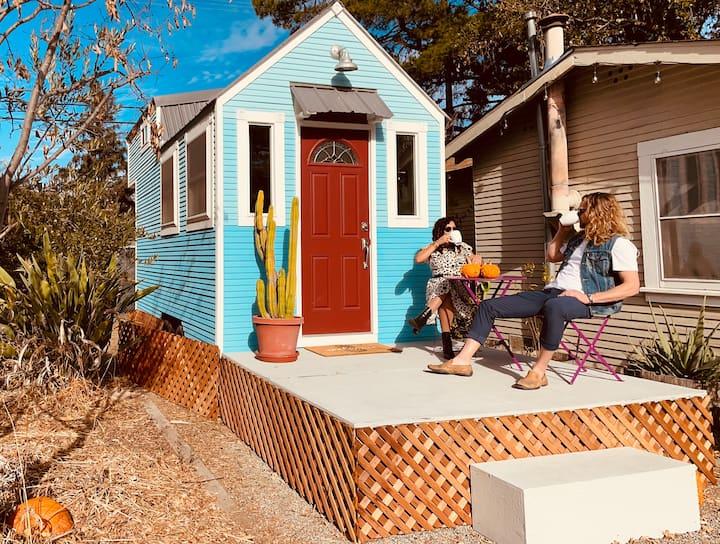 Tiny House on The Funky Farm