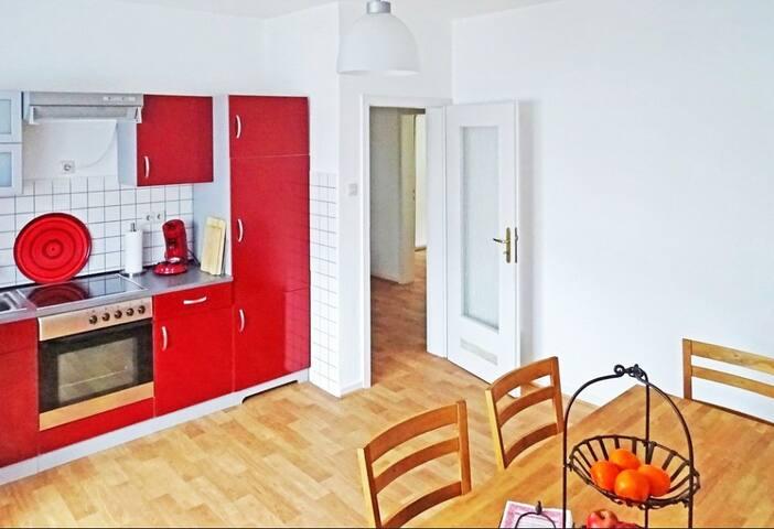 Apartment - ideal for fair in Köln + Düsseldorf