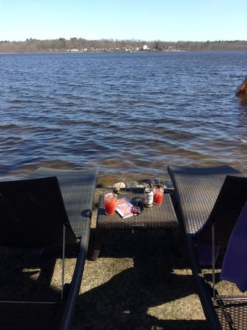 Lily Rose Retreat on Lake Cornell