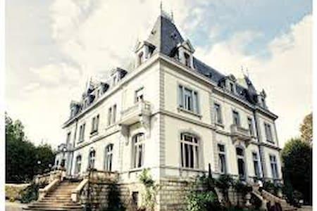 La vie de château - Viry - Schloss