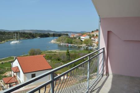 Apartments Slavica / Studio A3 - Bilice - Apartment