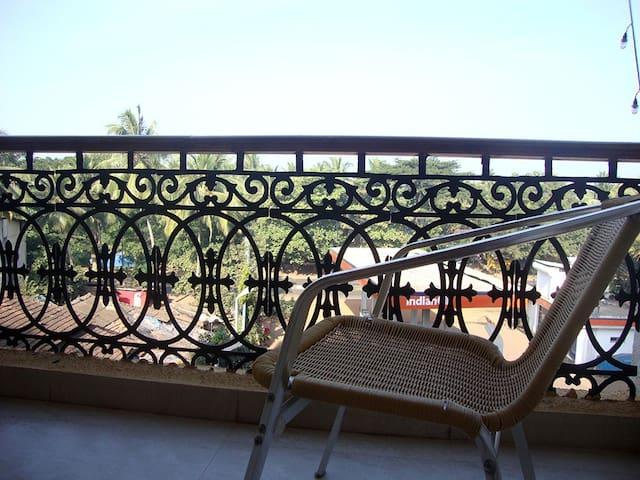 Goa my heart - Panjim - Appartement