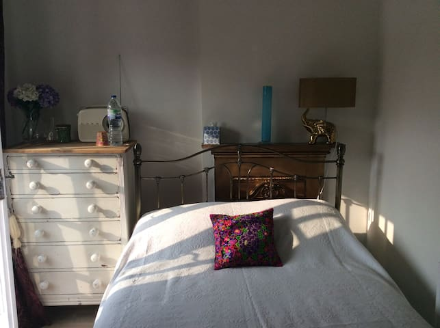 Charming  double room property opposite park