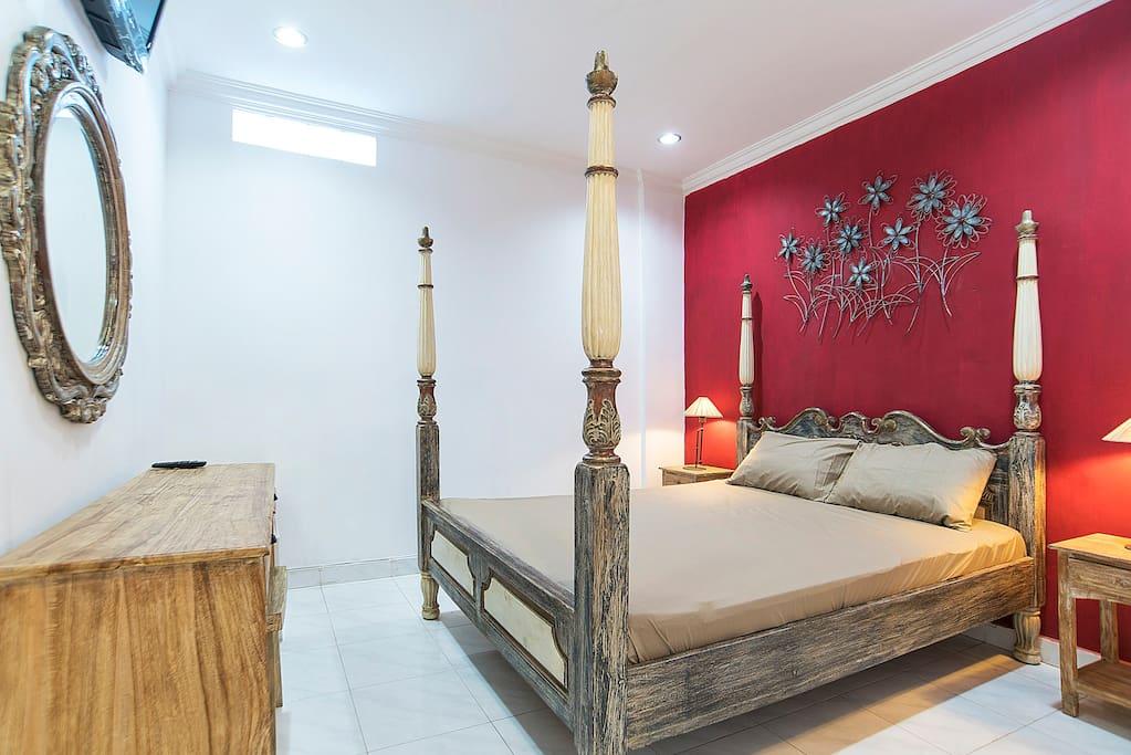 Puri Agung Homestay  Legian - Room 13
