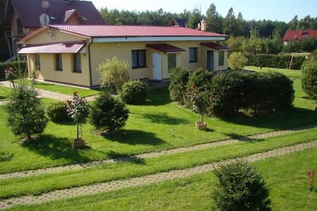 Apartament nr 1 w Kopalinie nad morzem - Kopalino