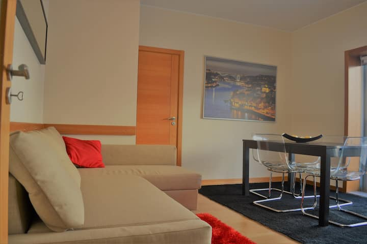 TWO BEDROOMS APARTMENT - TOP CONFORT, BEACH, POOL