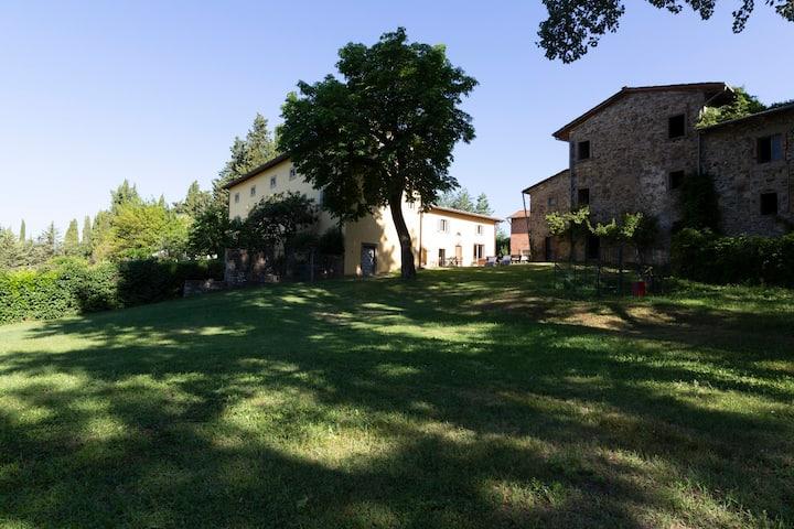 Villa Catarsena...un sogno nel cuore della Toscana