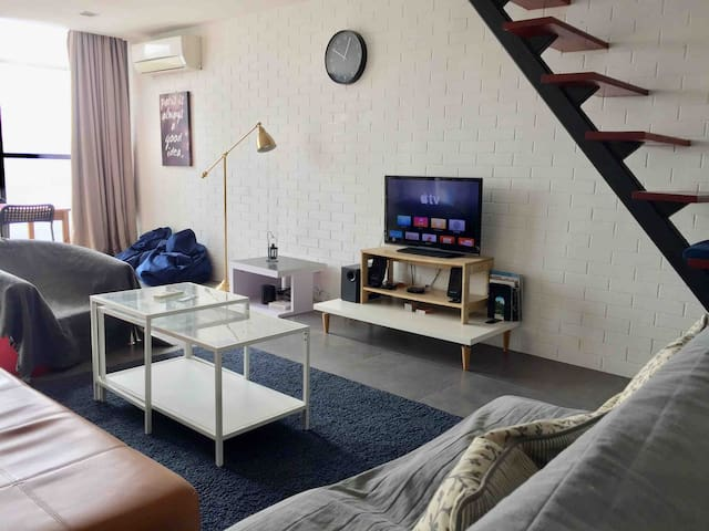 Duplex HavenHomes @ Empire Damansara