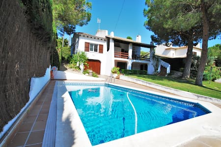 Villa Genista with private pool 700m to the beach - Roda de Berà