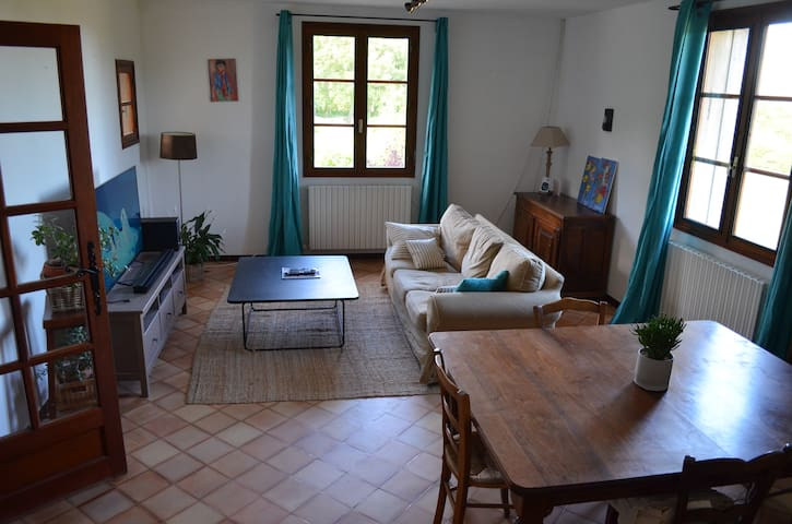 BONNIEUX - Country House - Whole Apartment - Bonnieux - Apartment