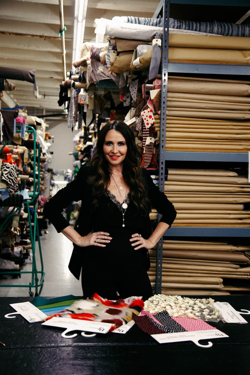 Shop with a famous TV costume designer