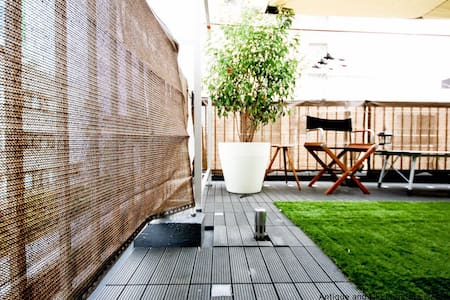 ASAKUSA-Triplex(2-4F)+terrace with Skytree View - 台東区