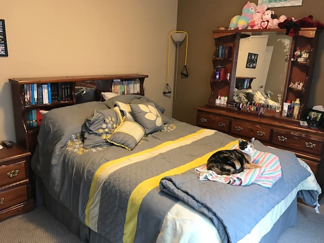 Bedroom Available in Townhouse - Saskatoon - Haus