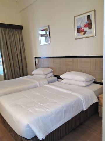 Standard room @ First World Hotel