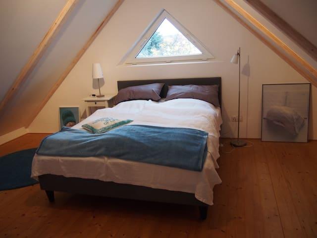 Das Doppelbett-Boxspringbett 160x200, hier kann man traumhaft schlafen!