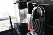 Nespresso and Keurig