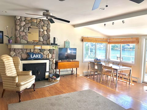 Lakefront And Winter Retreat