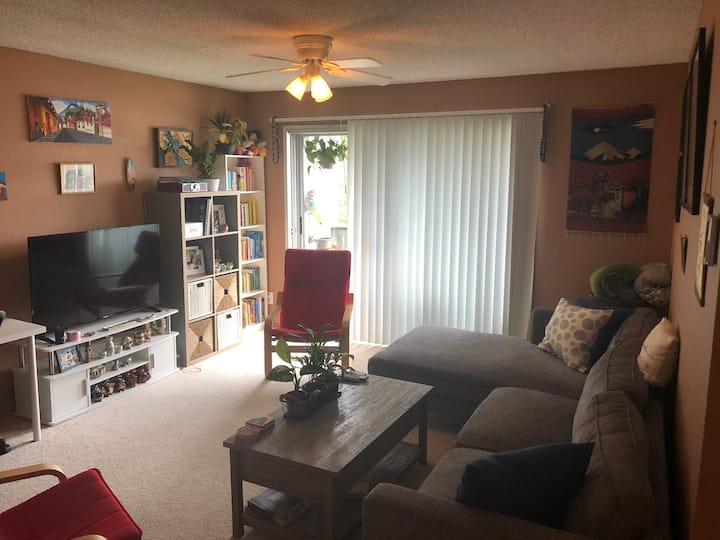 Private Entire 1 Bedroom Apartment near SFO