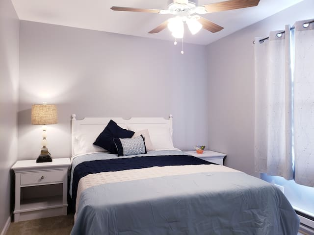 Bedroom curtains are blackout curtains for privacy, and should you need darkness during the day.
