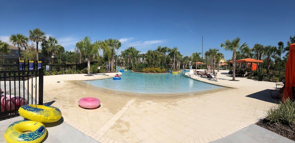 Affordable and so close to Disney Solterra Orlando