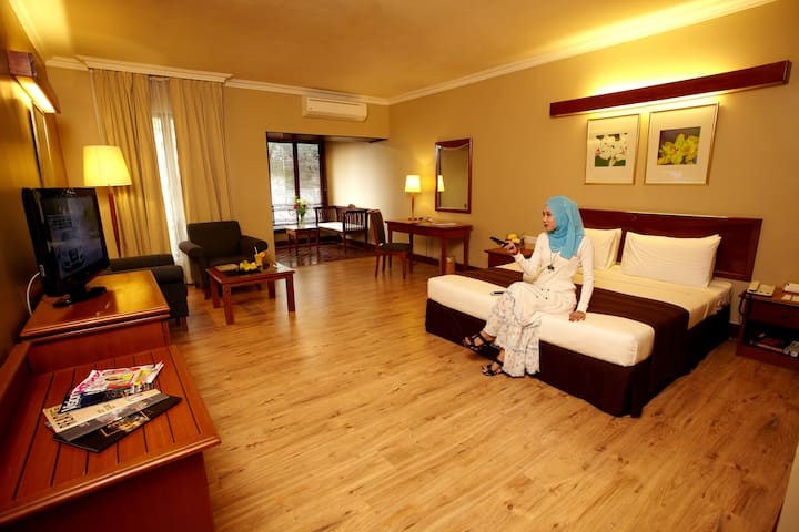 Orchid King Or Twin Room inclusive of 2 buffet breakfast