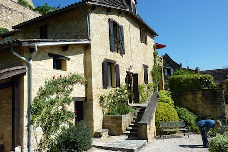South facing apartment with wonderful terrace - Castelnaud-la-Chapelle