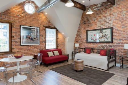 1 BR Zen Penthouse