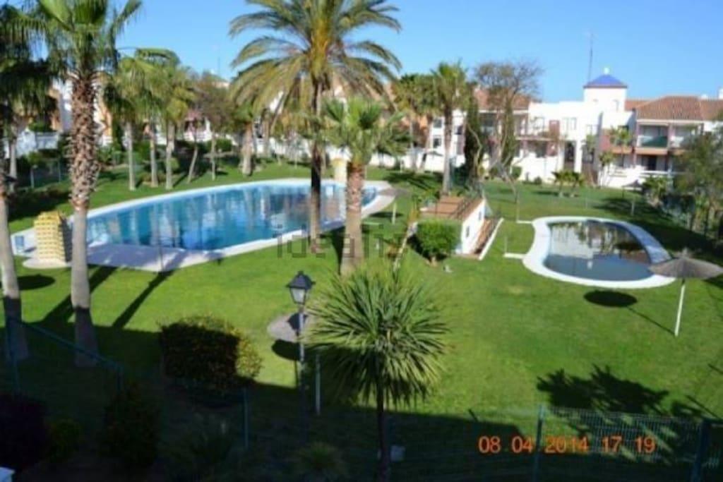Casa elvira apartamentos para alugar em chiclana de la frontera andaluzia espanha - Apartamentos chiclana ...
