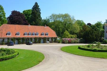 Kavalierhaus in Güldenstein für bis zu 14 Personen - Harmsdorf - Ev