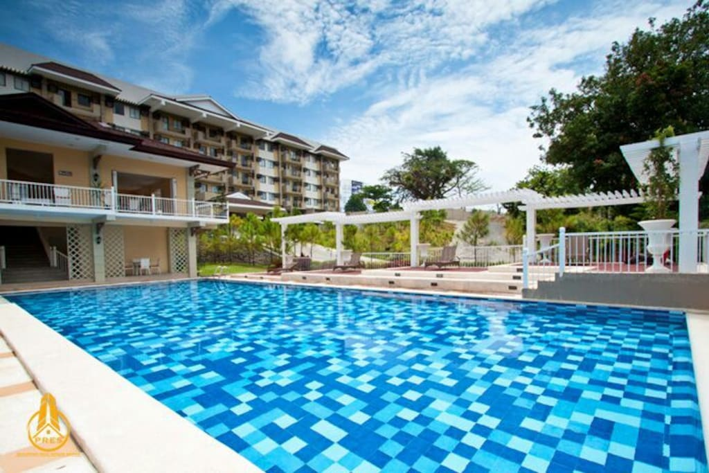Northpoint studio condo unit for rent camella - Camella northpoint swimming pool rate ...