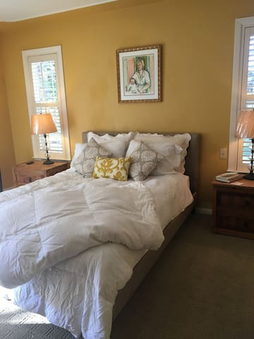 Quiet, Private Suite on Vineyard Estate - Healdsburg - Appartement