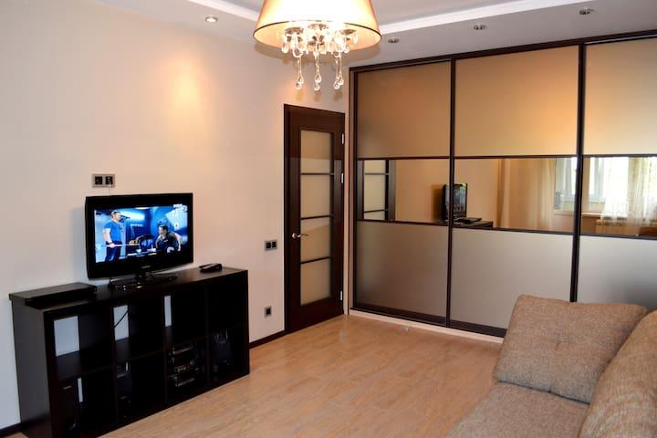 Уютная однокомнатная квартира - Новороссийск - Квартира