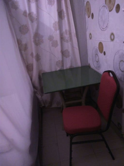 table in rooms