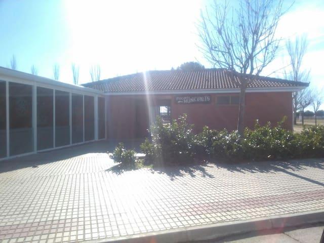 Apartamento2 en Villoria-Salamanca - Villoria - Appartement