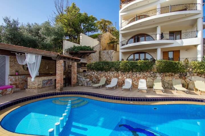 Dream lux Villa for relaxing Vacations - Daratsos - Villa