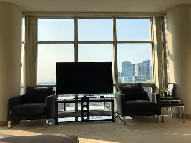 Large 1 Bedroom Condo in the Heart of the City
