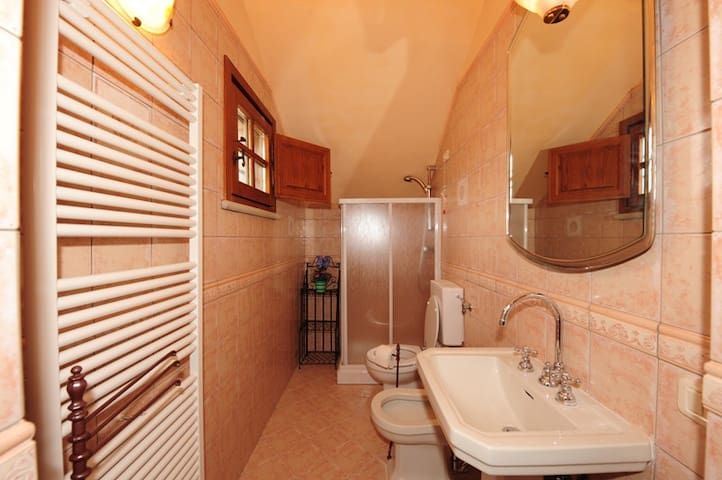 Apartment with pool in Tuscany - Pratantico - Byt