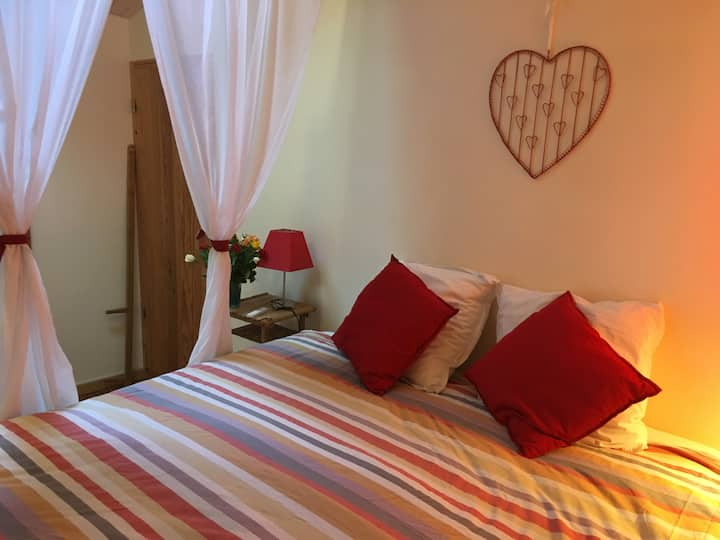 Cosy B&B with cooking facilities near Albi