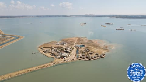 Taghaghien Island