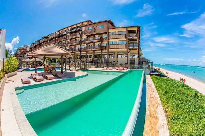 Barra-Bali Resort : Resort na Barra de São Miguel